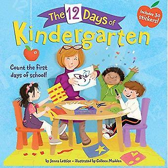 Die 12 Tage des Kindergartens (Pictureback(r))
