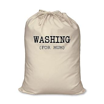 Laundry Bag Washing For Mum 100% Natural Cotton