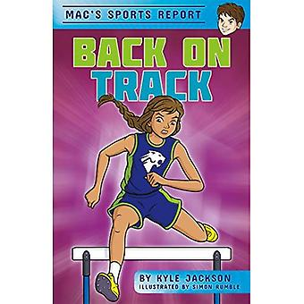 Back on Track (Mac's Sports Report)