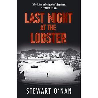 Ontem à noite no Lobster