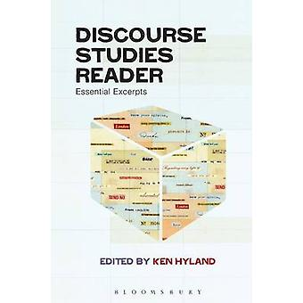 Discourse Studies Reader par Hyland & Ken