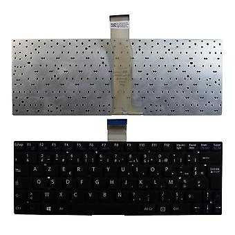 Sony Vaio SVT1121B2E Black French Layout Replacement Laptop Keyboard