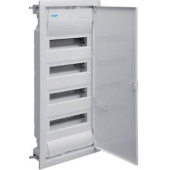 Hager VH48NC Switchboard cabinet Cavity wall No. of partitions = 48 No. of rows = 4
