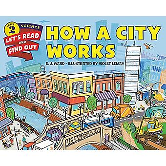 How a City Works by How a City Works - 9780062470300 Book
