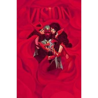 Vision Vol. 2 - Little Better Than A Beast by Tom King - Michael Walsh