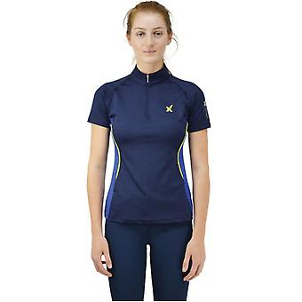 HyFASHION dames/dames X sport shirt