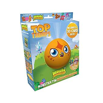 Top Trumps - Moshi Monster Zinn: Katsuma Edition