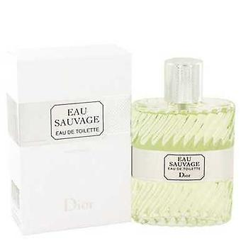 Eau Sauvage Von Christian Dior Eau De Toilette Spray 3.4 Oz (Herren) V728-412657