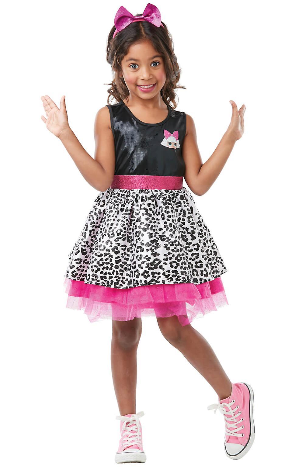 Diva Child Costume - LOL