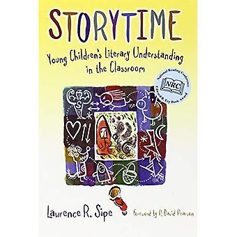 STORYTIME: Pienten lasten kirjallisuuden ymmärtäminen luokkahuoneessa (kieli & lukutaito)