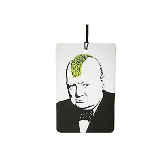 Banksy Turf Wars Car Air Freshener