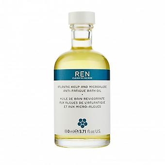 REN Atlantic Kelp and MicroAlgae Anti-Fatigue Bath Oil 110ml