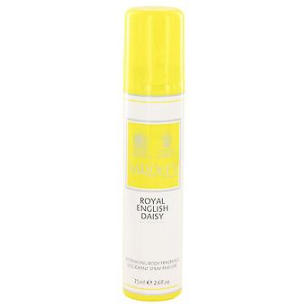 Royal english daisy refreshing body spray by yardley london   492633 77 ml