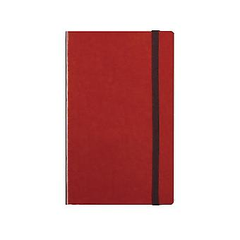 Notes & Dabbles Lined Notebook With Vintage Style Soft Cover - Various