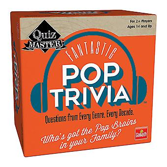 Jeux - Pressman Toy - Quizmaster Pop Trivia New 3633-06