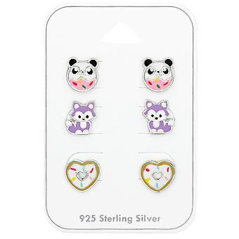 Niedlich - 925 Sterling Silber Sets - W38720X