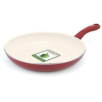 Green Pan Velvet 28 Cm Skillet. (Kitchen , Household , Frying Pans)