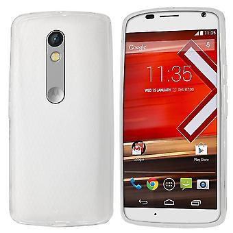 Motorola Moto X Style Case Läpinäkyvä - CoolSkin3T