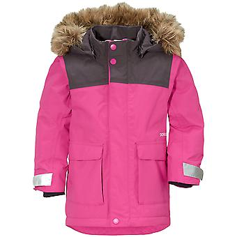 Didriksons Kure 2 Kids Parka Jacket | Plastic Pink