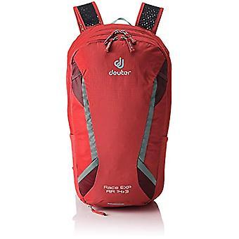 Deuter Race Exp Air - Unisex-Adult Backpack - Red (Cranberry/Maron) - 24x36x455 (W x H x L)