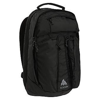 Burton Curbshark Pack - Unisex Sports Backpack ? Adult - True Black Heather Twill - One Size