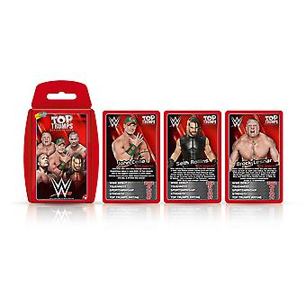 Gioco di carte Top Trumps WWE