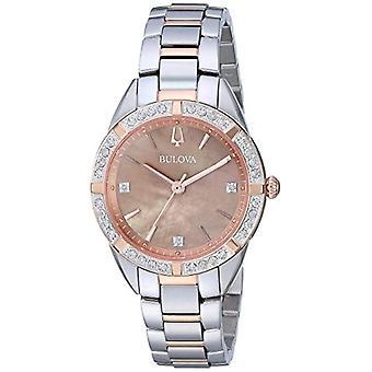 Bulova Clock Woman Ref. 98R264_US