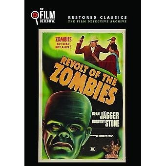 Revolt of the Zombies [DVD] USA import