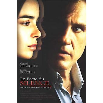 Le Pact de Silence (2003) ملصق السينما الأصلي