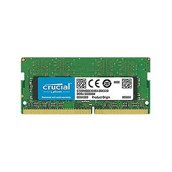 Crucial 4Gb Ddr4 Sodimm Cl19 Single Stick Notebook Laptop Memory Ram