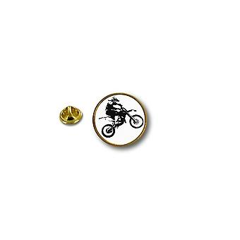Pins Pin Badge Pin's Metal Biker Motard Moto Motocross Motard