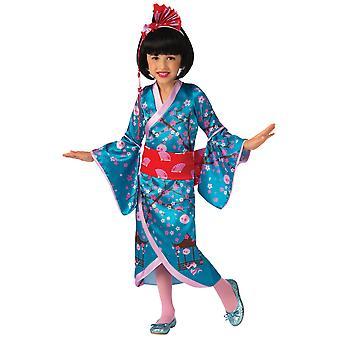 樱花公主亚洲木兰日本艺伎和服