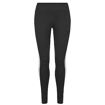 USA Pro Womens Ladies Jersey Cotton Full Length Leggings Sports Bottoms Tights