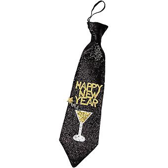 New Year's lips   Tie to New Year with the text HAPPY NEW YEAR