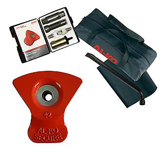 AL-KO Secure Wheel Clamp Compact Kit No.42