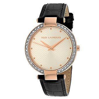 Ted Lapidus Women's Classic Rose gold Dial Watch - A0732URPN