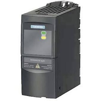 Siemens Frequency inverter MICROMASTER 420 0.75 kW 1-phase