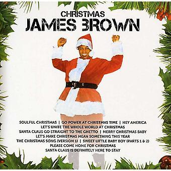 James Brown - Icon Christmas [CD] USA import