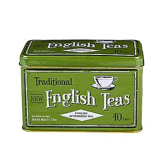 Vintage selection english afternoon tea tin 40 teabags