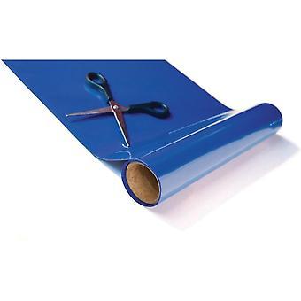 Aidapt anti slip materiaal blauw - rol van 30x100cm