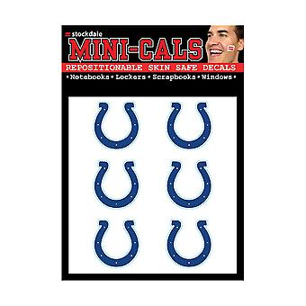 Wincraft 6 ERS Face tarra 3cm-NFL Indianapolis Colts