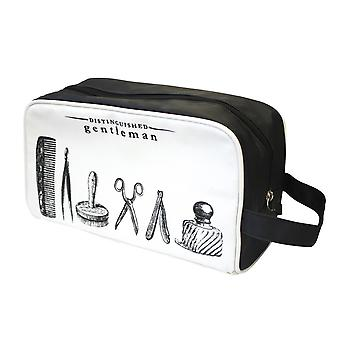 Distinguished Gentleman Wash Bag - Victoriana Range