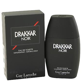Drakkar noir eau de toilette spray by guy laroche 412385 50 ml