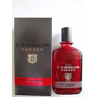 C.O. Bigelow Barber Elixir Red Cologne No.1584 (2.5 oz / 75 ml)