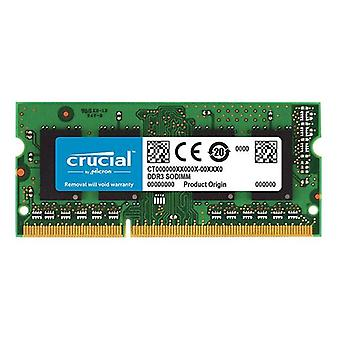 Cruciale 4GB DDR3 SODIMM 1600MHz single stick notebook geheugen RAM