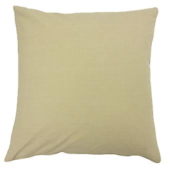 The Linen Yard Nammos Reversible Cushion Cover