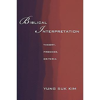 Biblical Interpretation by Kim & Yung Suk