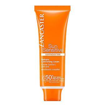 Lancaster Sun Sensitive comforting crème SPF 50+