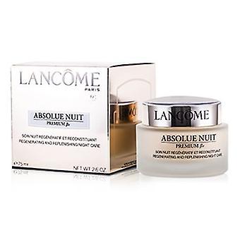 Lancome Absolue Premium Bx Regenereren en bijvullen van night cream 75ml/2.6oz