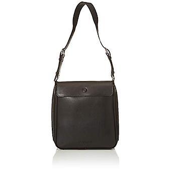 Calvin Klein Punched Hobo - Black Women's Shoulder Bags (Black) 10x10x27 cm (W x H L)